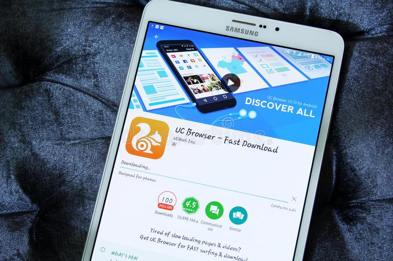UC Browser - скачать бесплатно